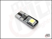 W5W LED 2xSMD 5050 white 6000k NC