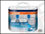 OSRAM Cool Blue Hyper+ HB4 5000k 12 V/51W DUO