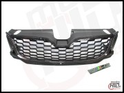 Grill Skoda Octavia III 3 RS GLOSSY BLACK Honey Comb
