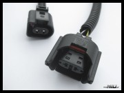Adapter DUAL FOG & Corner - Octavia2 Superb2 Fabia Roomster Polo6R