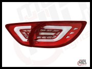 Lampy tylne LED MAZDA CX-5 lightbar 12+ Clear/Red