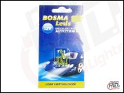 LED T5 BOSMA T05 3967 12V LEDX1 Wide Viewing Yellow (4szt)