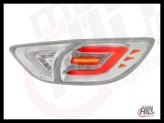 Lampy tylne LED MAZDA CX-5 lightbar 12+ Chrome