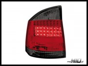 Lampy tylne LED Opel Vectra C 02-07 Red/Smoke