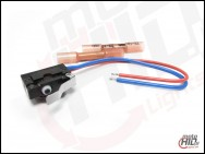 Micro Switch Zamka VW Golf4 3BD998785 lewy + metal clip