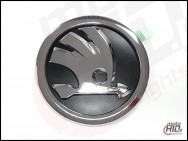 Emblemat  / logo Skoda Citigo Rear 88mm