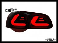 carDNA lampy tylne LED VW Passat 3C Variant 05-10 Red Smoke