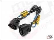 Adapter / Kasownik do LED DRL Octavia 2 FL, Superb, Passat / BASIC