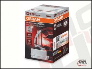 Palnik Xenon D1S OSRAM XENARC 66140XNB 35W Night Breaker Unlimited 4300K +70%