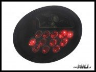 Lampy tylne LED VW New Beetle 97+ Black / Smoke