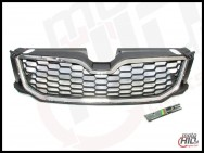 Grill Skoda Octavia III 3 RS CHROM Honey Comb