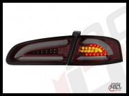 Lampy tylne LED Seat Ibiza 6L LIGHTBAR  02.02-08 red/smoke/white