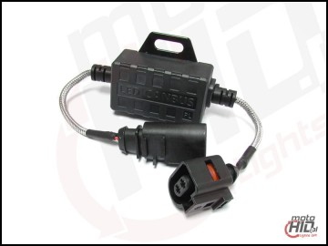 Adapter / Kasownik do LED DRL Octavia 2 FL, Superb, Passat / STANDARD