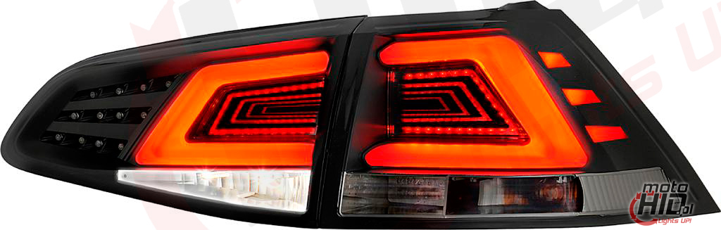 Lampy LED GOLF VII LIGHTBAR