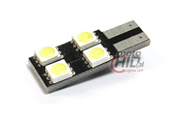 T10 4xSMD 5050 1S white canbus