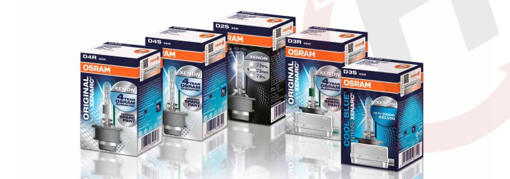 GENUINE OSRAM XENON PRODUCTS