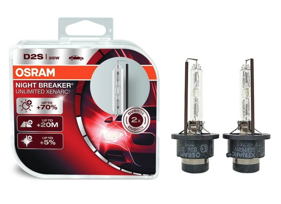 D2S OSRAM 66240XNB Night Breaker Unlimited