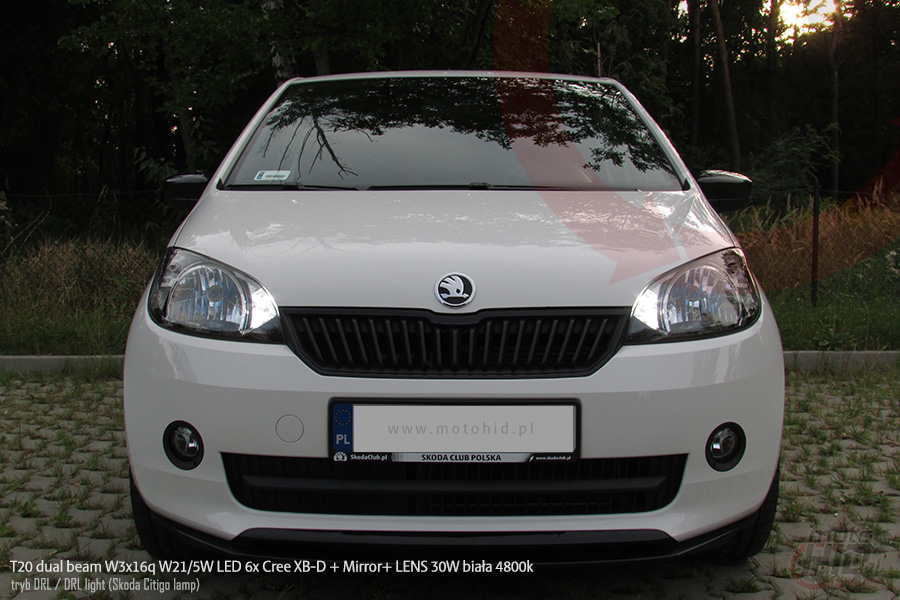 SKODA CITIGO LED DRL