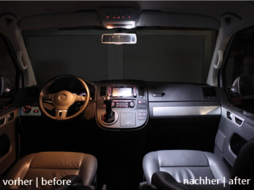 Ilpa06 Audi A3 8p 03 08 Sportback 5d Zestaw Oświetlenia