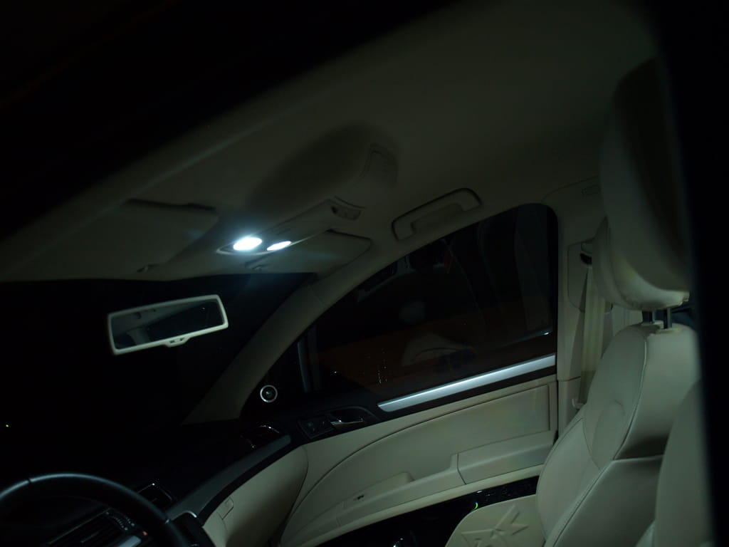 Skoda Octavia 3 Zestaw Oświetlenia Wnętrza Led Max V30 5500k