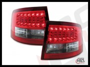 Lampy tylne LED Audi A6 C5 Avant 4B 12.97-1.05 red/clear