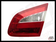 OEM Skoda Superb 2 lampa liftback RED/CLEAR L&K mała prawa