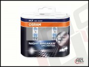 OSRAM Night Breaker Unlimited H7 DUO 12 V/55W