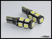 T10 LED Canbus 9xSMD white 6k
