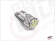 W5W LED 6xSMD W5W / T10 white 5000k radiator NC