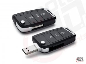 Brelok Kluczyk VW BOX USB 16GB Pendrive 000087620J041