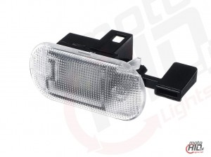 Lampka LED schowka VW SKODA Golf4 / Octavia 2 18x LED 6000k