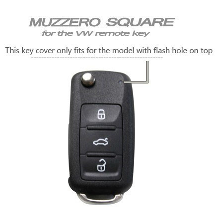 MK6 key cover OSIR led