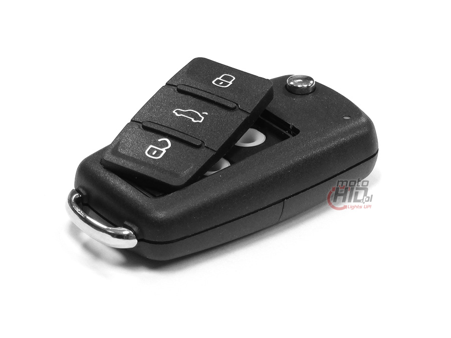 ZERO SQUARE OSIR KEY COVER manual VAG MK6 GOLF OCTAVIA