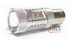 PY21W LED Cree 16x XB-D orange