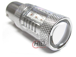 LED PY21W 4xCree XBD 12x EPISTAR orange BAU15s