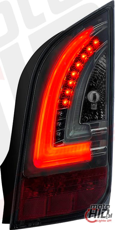 Lampy LED VW UP! Skoda Citigo